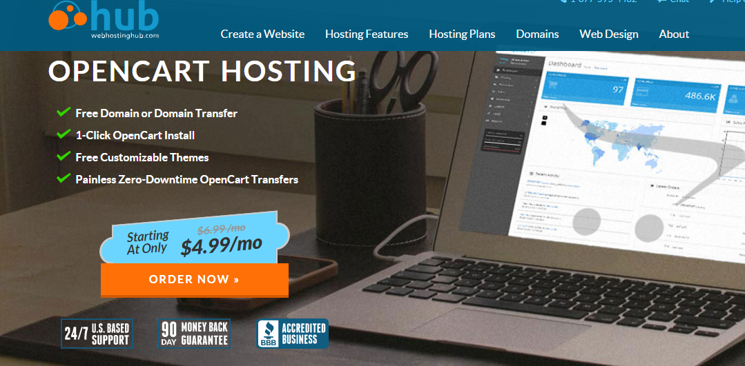 Custom Website Design Services  Web Hosting Hub